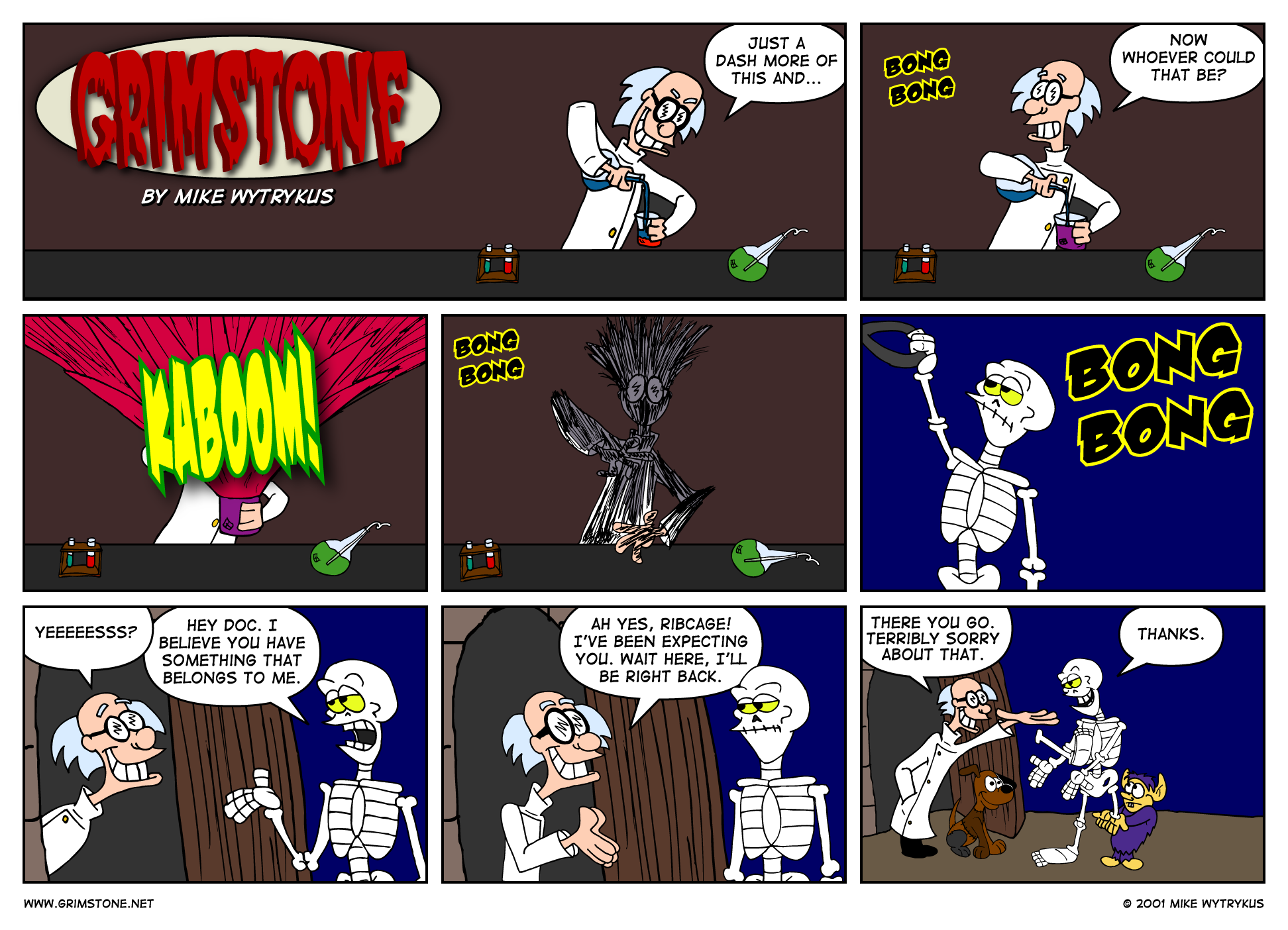 Doctor Frankenbeans