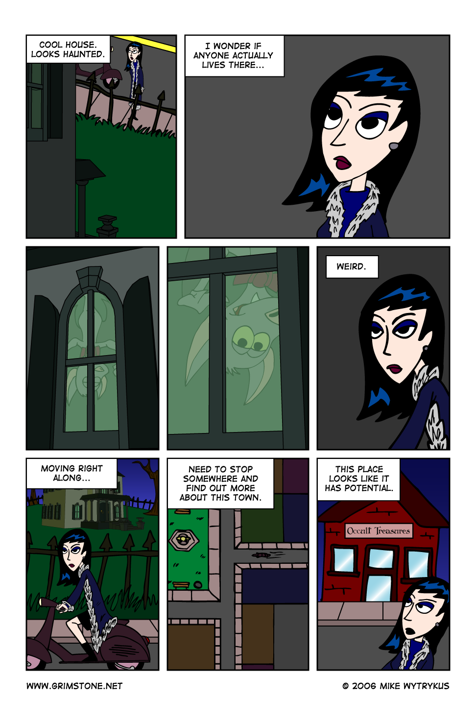 Dawn of the Morningstar » Page 4
