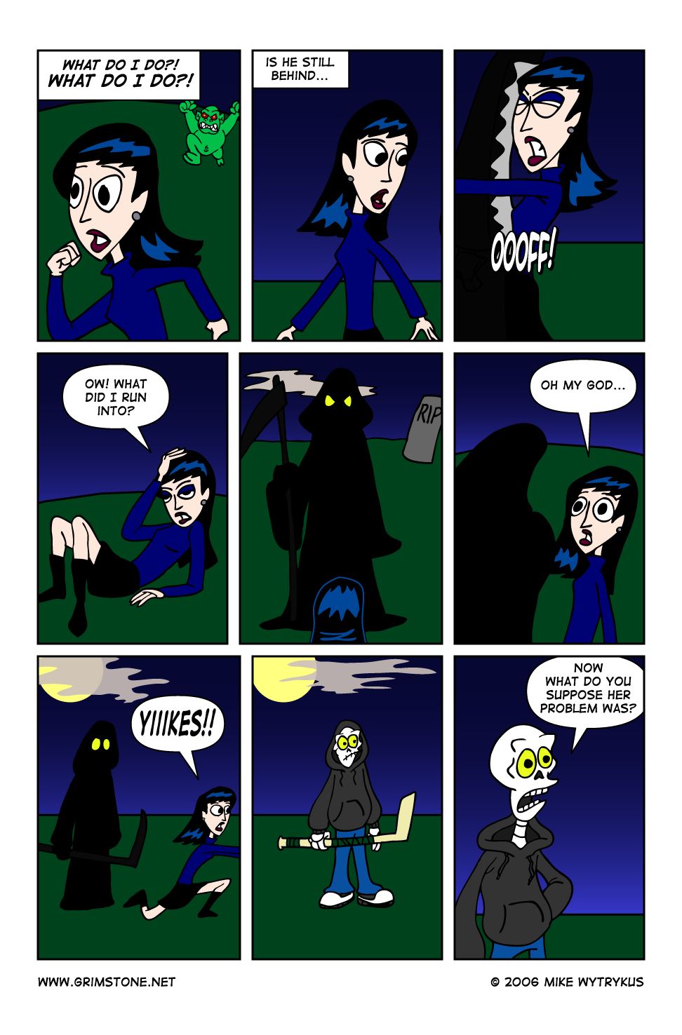 Dawn of the Morningstar » Page 13