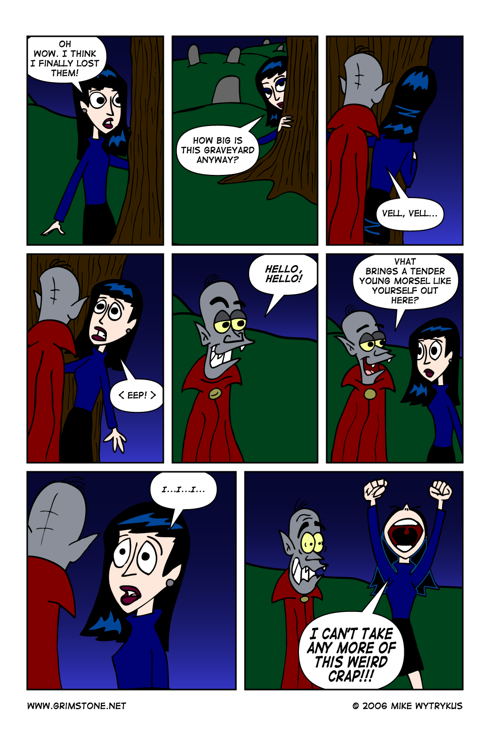 Dawn of the Morningstar » Page 16