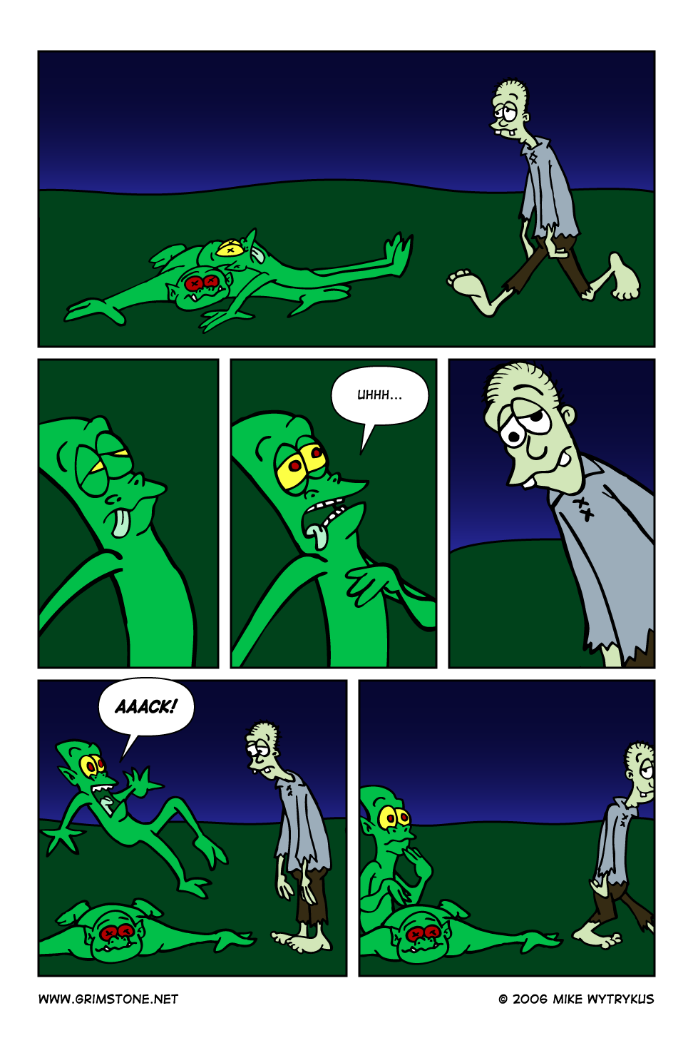 Dawn of the Morningstar » Page 33