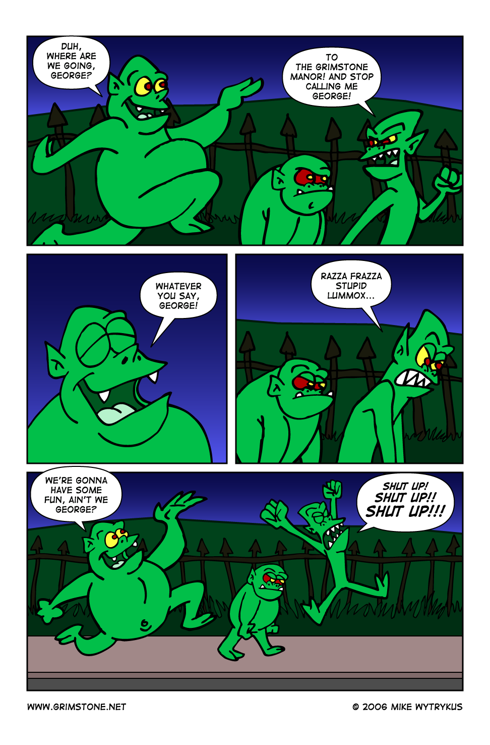 Dawn of the Morningstar » Page 36