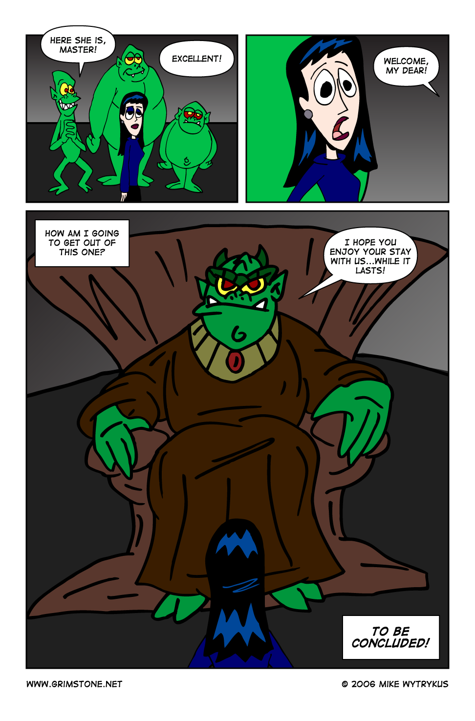 Dawn of the Morningstar » Page 48