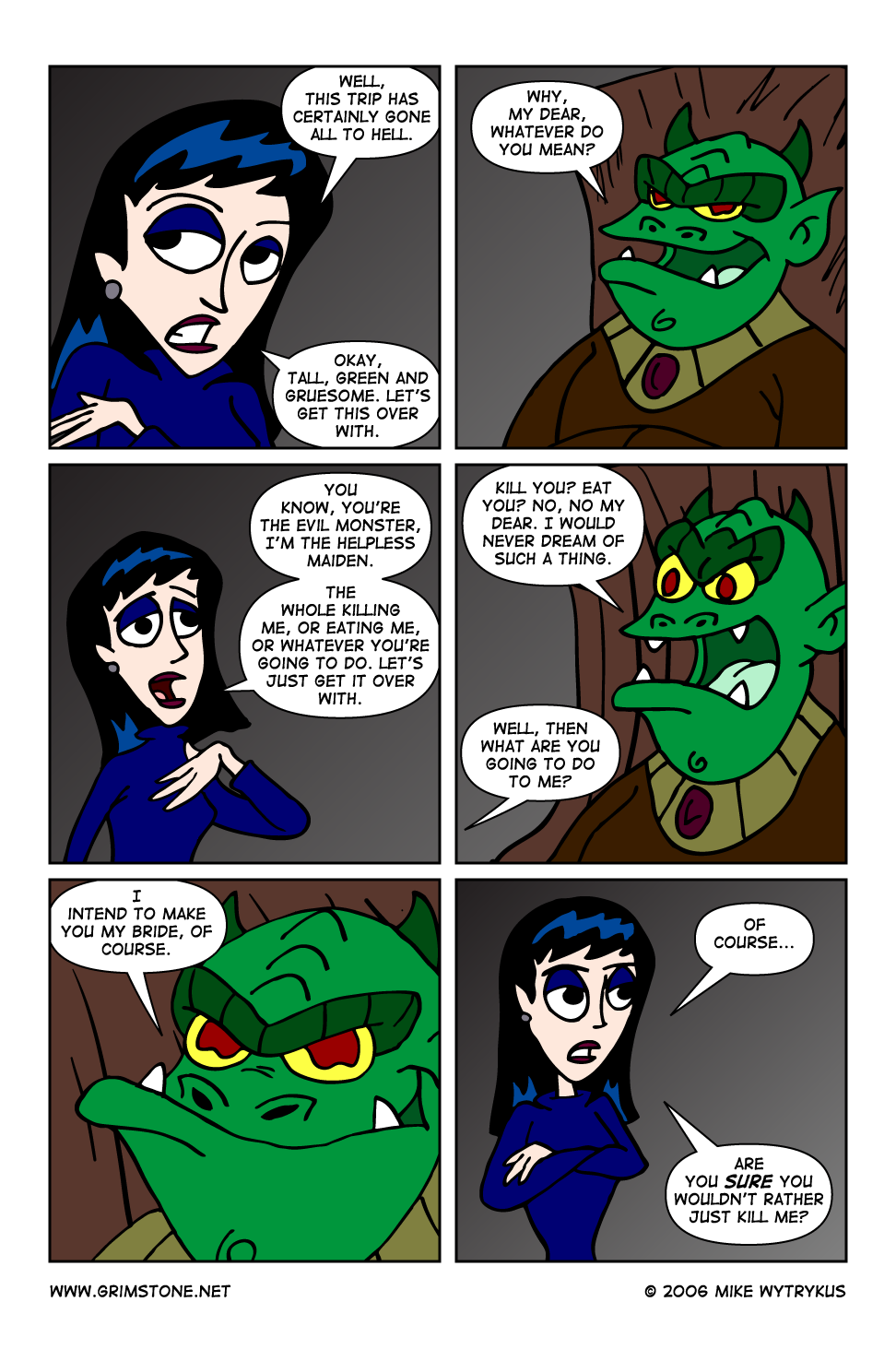 Dawn of the Morningstar » Page 50