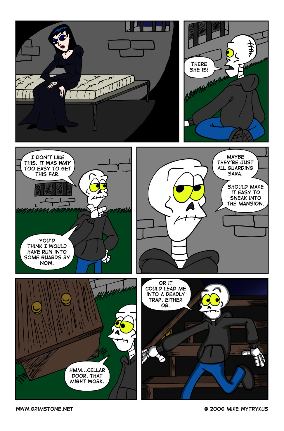 Dawn of the Morningstar » Page 55