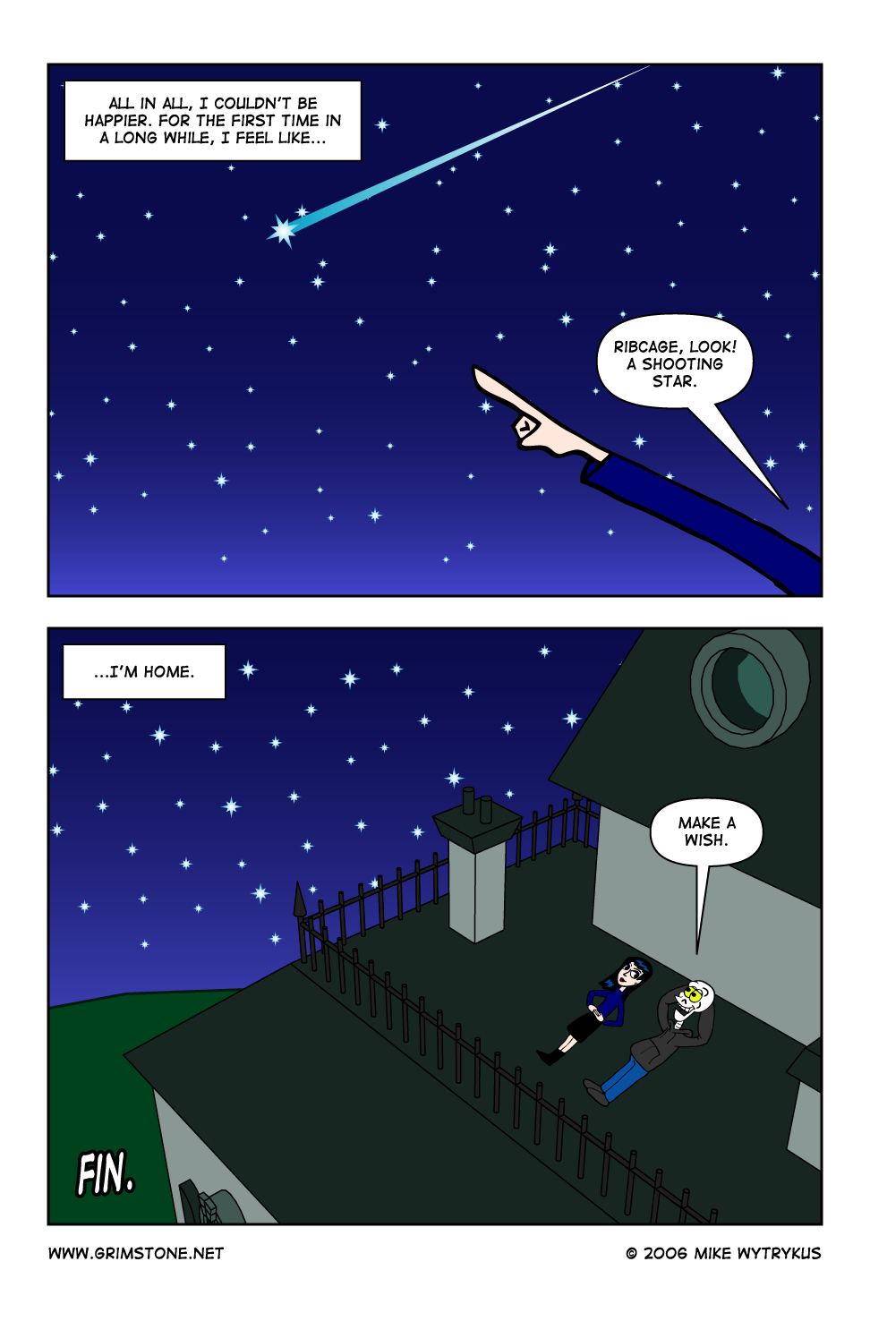 Dawn of the Morningstar » Page 72