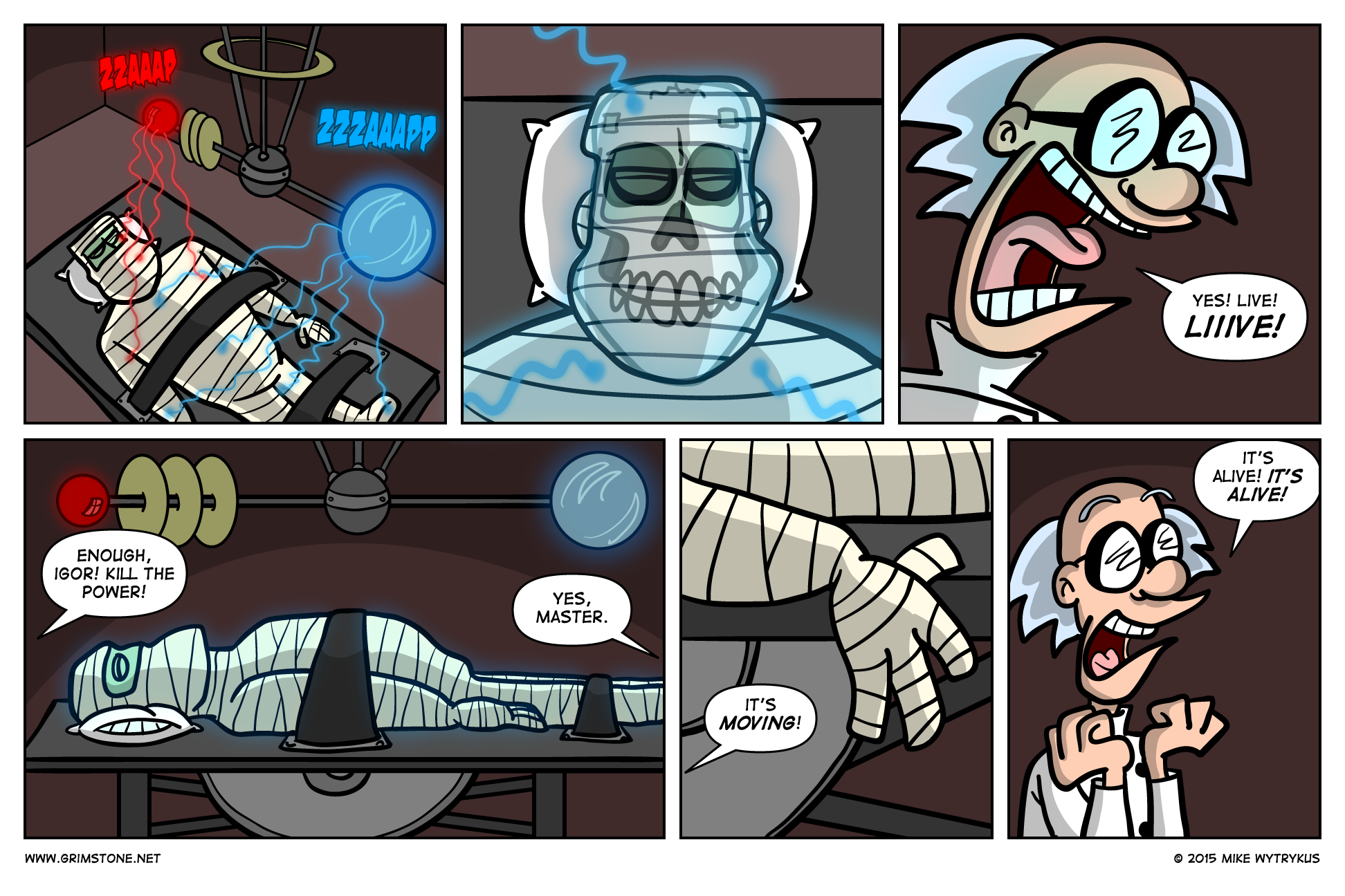 Son of Frankenbeans» Page 12