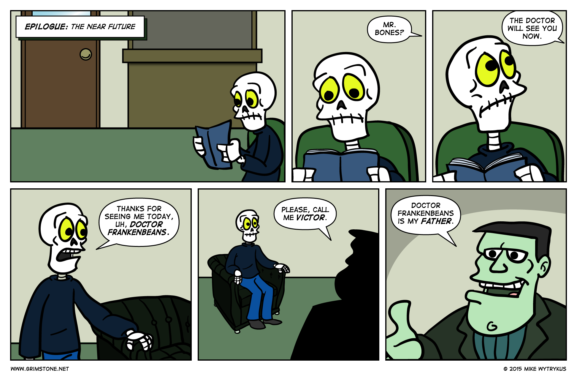 Son of Frankenbeans » Page 18