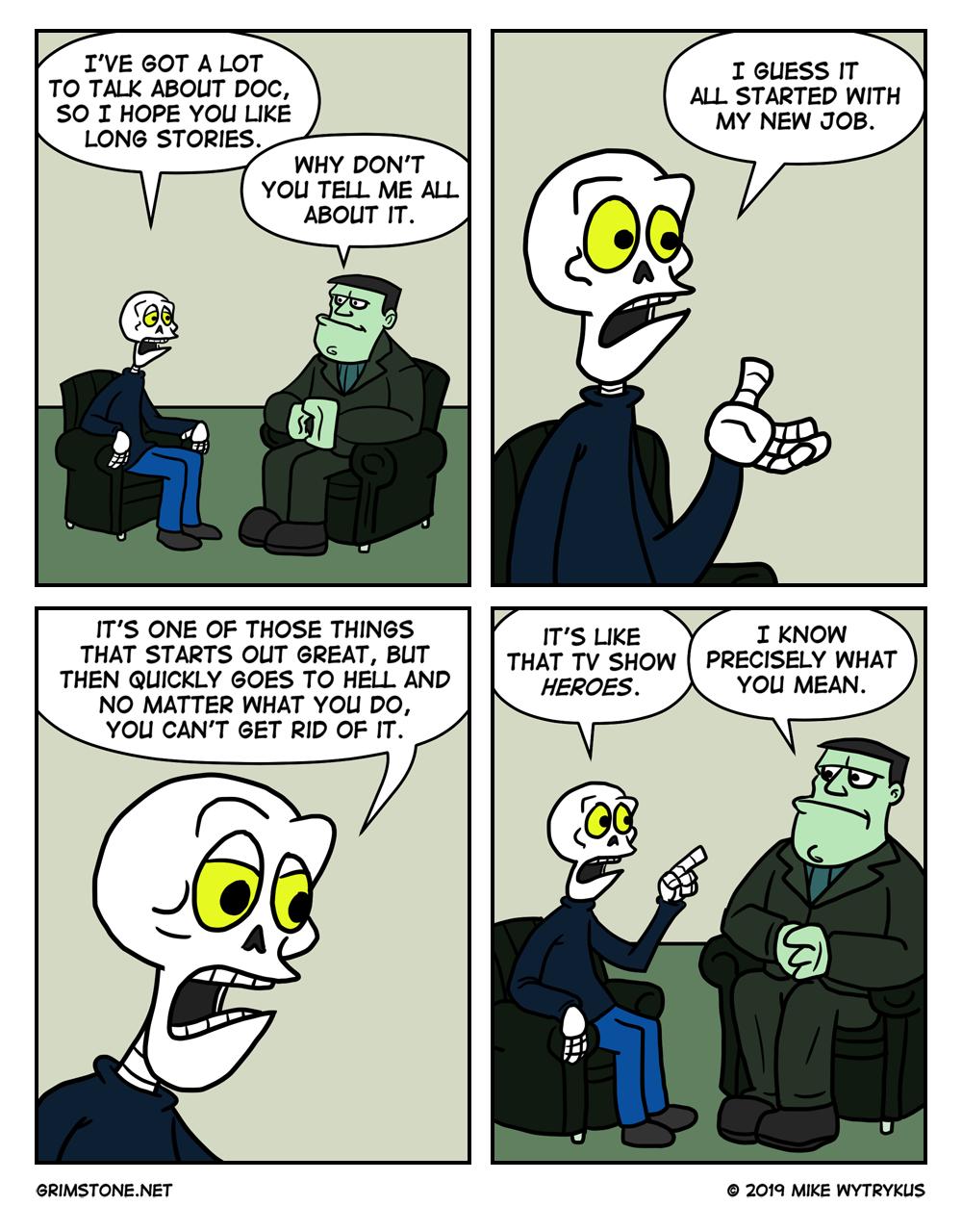 A Tale of Woe