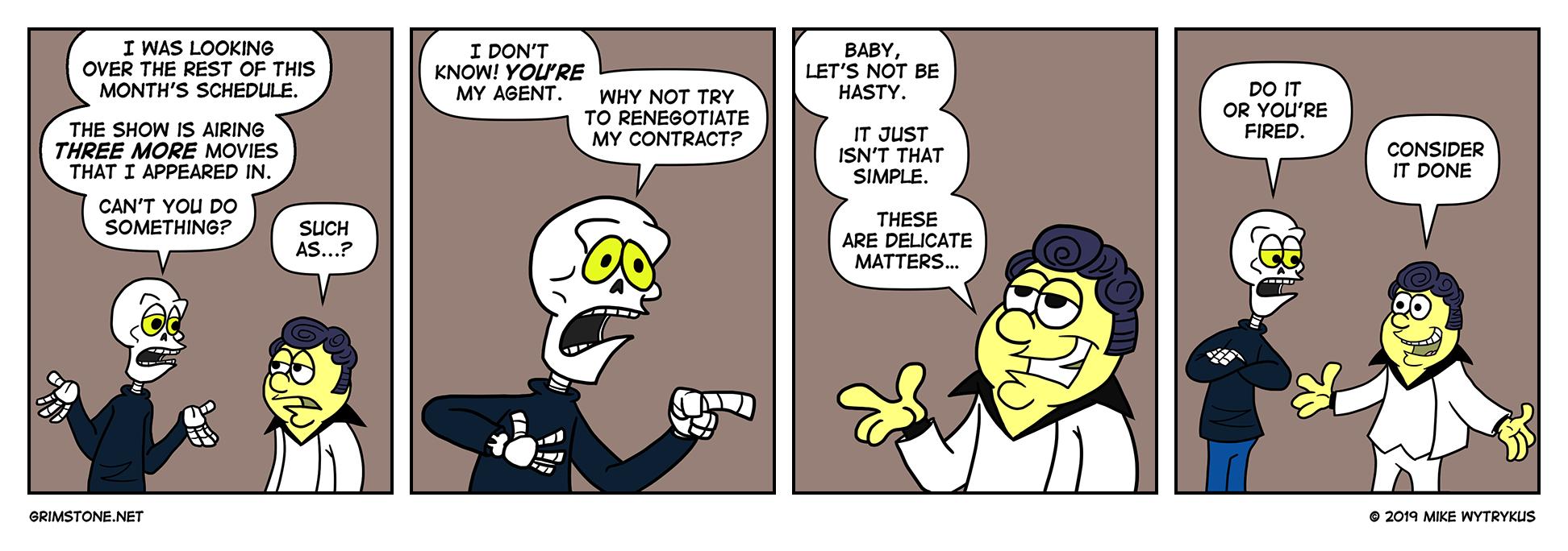 Serving the Client