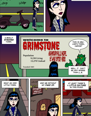 Dawn of the Morningstar » Page 2