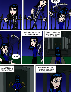 Dawn of the Morningstar » Page 8