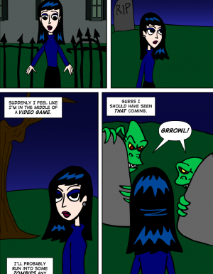 Dawn of the Morningstar » Page 10