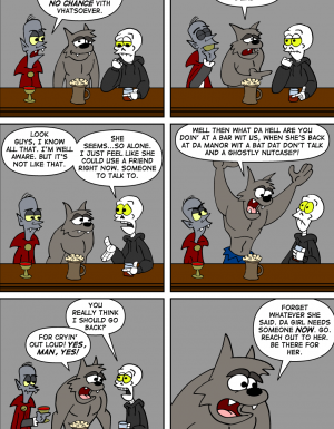 Dawn of the Morningstar » Page 52
