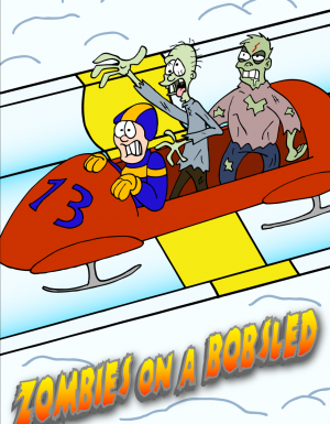 Zombies on a Bobsled