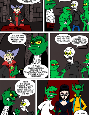 Dawn of the Morningstar » Page 57