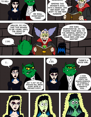 Dawn of the Morningstar » Page 58