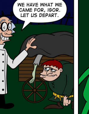 Son of Frankenbeans » Page 8