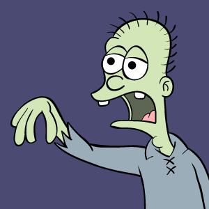 Morton A Zombie